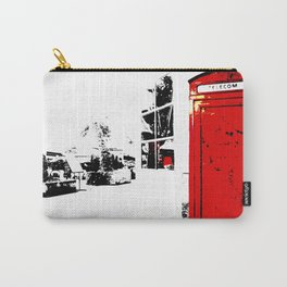 telephone box Carry-All Pouch