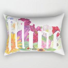 Mine Rectangular Pillow