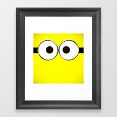 minion Framed Art Print