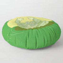 Toadism Floor Pillow