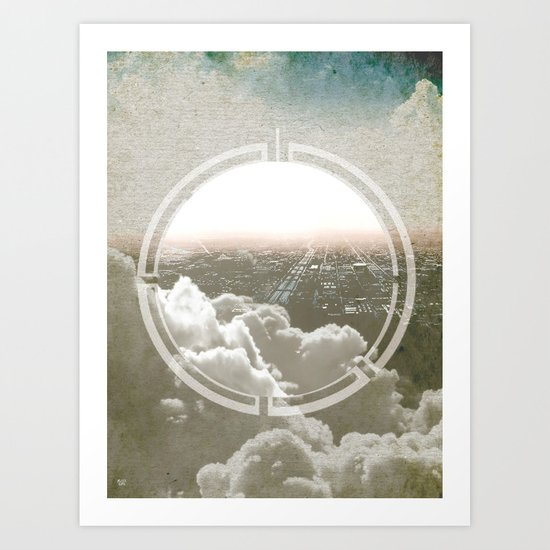 imaginary you Art Print