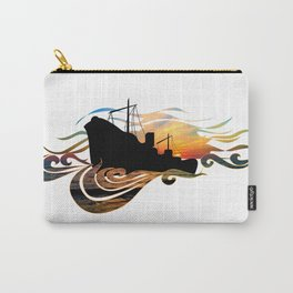 The Intimate Stranger (Greek Ship) Carry-All Pouch