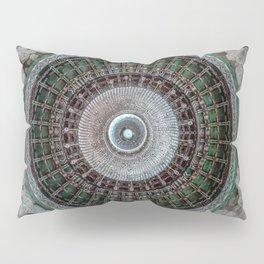 Stretch and dissolve Pillow Sham