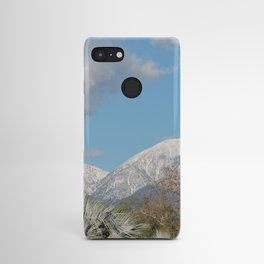 From Chaparral To Snow Android Case