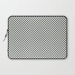 Duffel Bag Polka Dots Laptop Sleeve