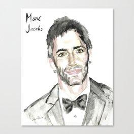 Marc portrait Canvas Print
