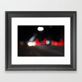take me to wherever Framed Art Print