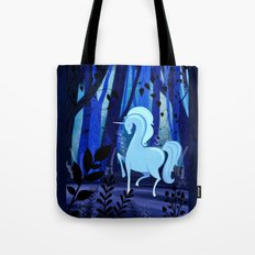 The Loveliest Of Them All Was The Unicorn Tote Bag