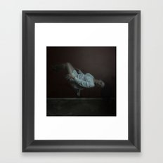 LEAVE ME TO DREAM Framed Art Print