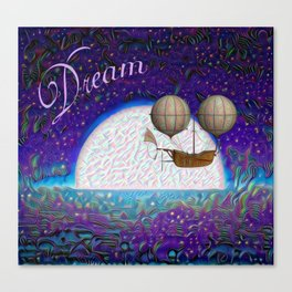 Halcyon Dreams Canvas Print