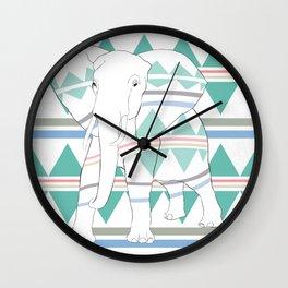 Do I Blend In? #elephant Wall Clock