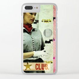 This Is the Last Time 425 Clear iPhone Case