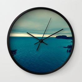 The North Shore Wall Clock