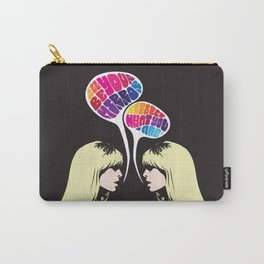 Nico: I'll Be Your Mirror Carry-All Pouch
