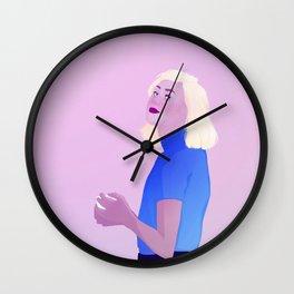 Noora Sætre Wall Clock