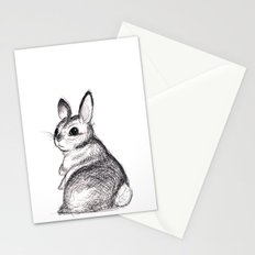 Ballpoint Bunny Stationery Cards