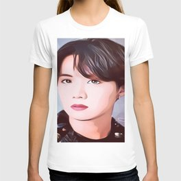 Cute J-hope From BTS Painting T-shirt