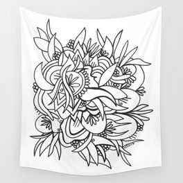 Little Spicy Wall Tapestry