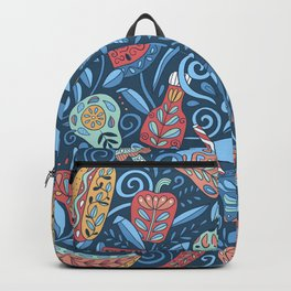 Summer cookout Backpack