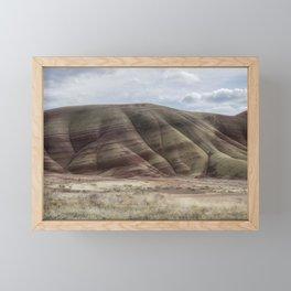 Painted Hills Pano. No. 2 Framed Mini Art Print