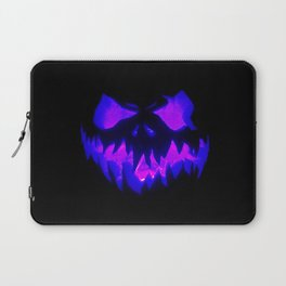 Blue Demon Nightmare Laptop Sleeve
