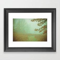 Autumn Day 23 Framed Art Print