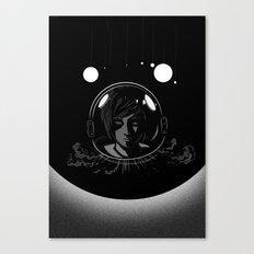 Astro Canvas Print