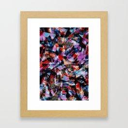Pattern № 28 Framed Art Print