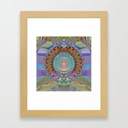 Innermost Cathedral II Framed Art Print