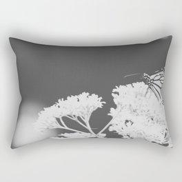 OutGoing...Somewhere. Rectangular Pillow