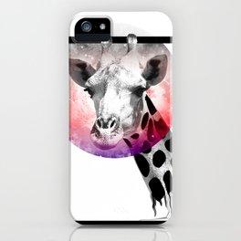 Gracefulnes iPhone Case