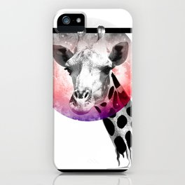 Gracefulnes iPhone Case