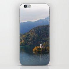 Lake Bled iPhone & iPod Skin