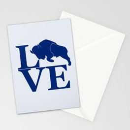 Lovin' Buffalo Stationery Cards