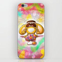 Desperate Easter Bunny iPhone Skin