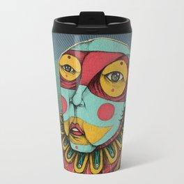 Holy Clown Travel Mug