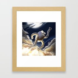 Highest 5 Ever Framed Art Print