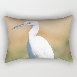 Fishing bird Rectangular Pillow