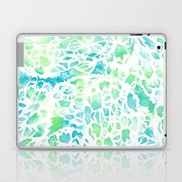 Snowflake pattern Laptop & iPad Skin