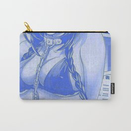 Sexy anime aesthetic - let's play a game Carry-All Pouch