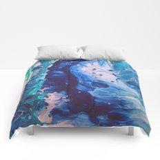 Aquatic Meditation Comforters