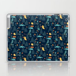 Haunted Forest Laptop & iPad Skin