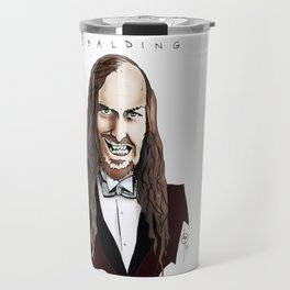 Spalding Travel Mug
