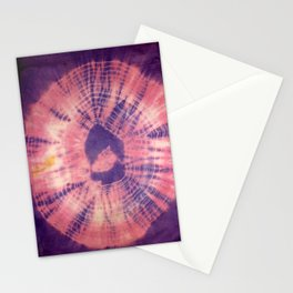 Tie Dye 015 Stationery Cards