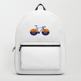 Arizona Flag Cycling Backpack