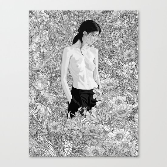Ambient Canvas Print