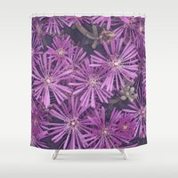 african Shower Curtains featuring African Beauty by Maria Heyens