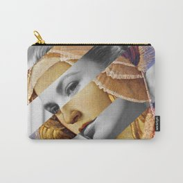 "Botticelli's ""Madonna of the Magnificat"" & Grace Kelly Carry-All Pouch"