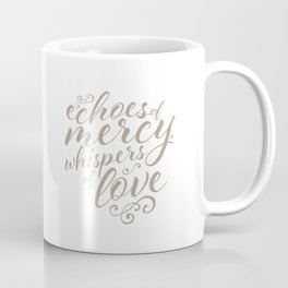 BLESSED ASSURANCE Coffee Mug