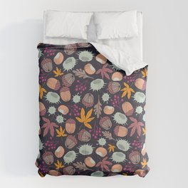 AUTUMN ARRANGEMENT TEXTURE Comforters